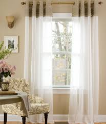 Grommet Top Valances Learn About Curtains Country Curtains