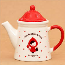 cool cups in the hood little red riding hood tea pot otogicco decole cups mugs bento