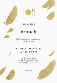 brunch invitations free brunch lunch party invitation templates greetings island