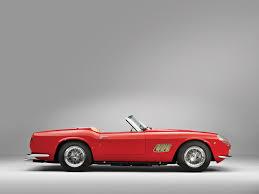 Ferrari California 1965 - rm sotheby u0027s 1962 ferrari 250 gt swb california spyder