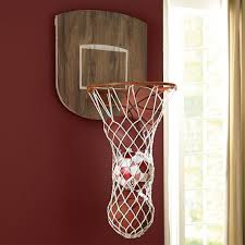 Basketball Curtains Sports Wall Organization Basketball Hoop Pbteen