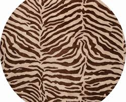 Zebra Print Throw Rug Inspiration Zebra Print Area Rug Csr Home Decoration