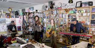 Npr Small Desk Ani Difranco Shows She Can Turn Any Setting Into An Activist