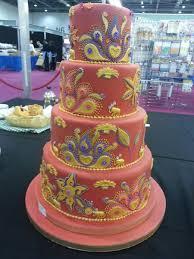 Indian Wedding Cake Entry For Cake International Cakecentral Com