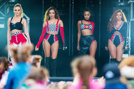 little mix show video compilation little mix one week on can you spot yourself