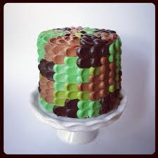 camoflauge cake camouflage cakes and are a delicious thing boing boing