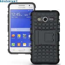 2 samsung galaxy core for samsung core 2 case shockproof armor dual cover protective case