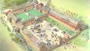 Fishbourne Roman Palace Floor Plan by Image Gallery Roman Villa