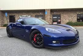 lifted corvette corvette z06 trinity motorsports