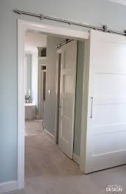 Open Bathroom Bedroom by Amazing Barn Door Bedroom 19 Barn Door Bathroom Bedroom View In