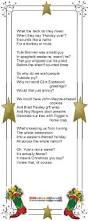 funny christmas card poem christmas lights decoration