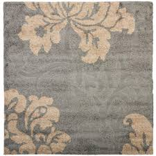 square cream area rugs rugs the home depot