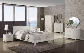 Bari Bedroom Furniture Shiny White Bedroom Furniture
