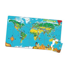 Europe Map Puzzle by Amazon Com Leapfrog Leapreader Interactive World Map Puzzle