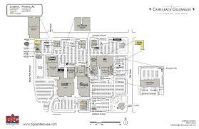 camelback colonnade big shopping centers