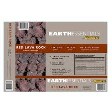 Lava Rock Landscaping by Shop Landscaping Rock At Lowes Com