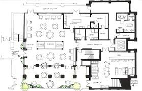 interior simple restaurant floor plan for inspiring lively corglife