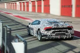 Lamborghini Huracan Acceleration - lamborghini huracán performante automobile magazine
