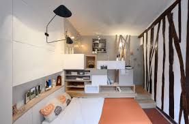 Metre To Square Feet What Life Is Like Inside A 129 Square Foot Apartment Co Design