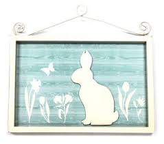 Joanns Easter Decorations by 68 Best Bunny Decor Images On Pinterest Easter Bunny Easter