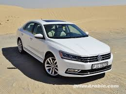 passat volkswagen 2016 first drive 2016 volkswagen passat in the uae drive arabia