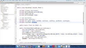 java pixel paint 12 tool arraylist youtube