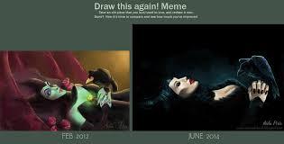 Maleficent Meme - before after meme maleficent by seleneprincess on deviantart