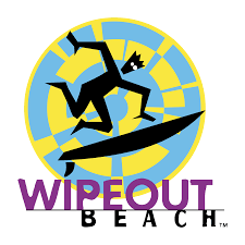 jeep beach logo wipeout beach u2014 worldvectorlogo