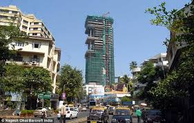 World S Most Expensive House World U0027s Most Expensive House Antilia In Mumbai Lies Abandoned