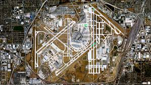 Chicago O Hare Airport Map Archive N A U2014 Daily Overview Chicago O U0027hare Airport Awesome