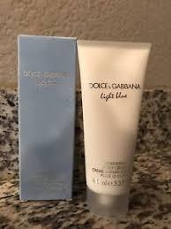 dolce and gabbana light blue 3 3 oz amazon dolce gabbana light blue refreshing body cream 3 3 oz ebay