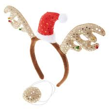 reindeer antlers headband reindeer antlers headband and nose s us