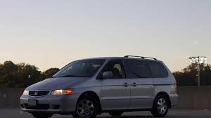 honda odyssey the world u0027s cleanest 2003 honda odyssey has an amazing 246 000