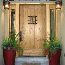 exterior doors glass entry door oak double front house designs