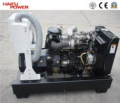 china 16kw 20kva foton isuzu diesel generator china diesel