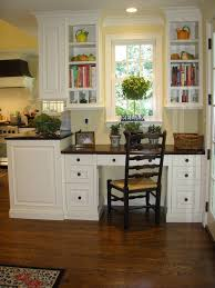 Small Computer Desk For Kitchen Small Open Plan Kitchen Living Room Design Pictures Remodel