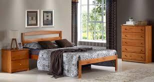 Berkeley Platform Bed Pecan By Innovations - Berkeley bedroom furniture