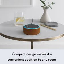 certified refurbished amazon echo dot alexa voice service