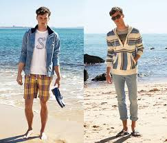 mens beach fashion all you need are three kinds of shoes in holiday men fashion hub