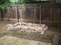 building a stone garden bed best idea garden