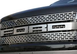 ford truck grilles car craft ford f series grille letter set autotrucktoys com