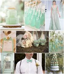 mint wedding decorations mint green wedding inspiration