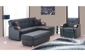 Leather Sectional Sofa Bed by Leather Sectional Sofa Bed With Storage 12 Appealing Sectional