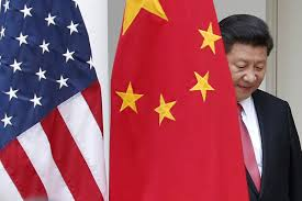 What Does The American Flag Look Like Analysis China Is Both Threat Opportunity For Donald Trump Nbc