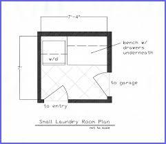 laundry floor plan small laundry room 509 design