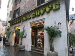 shop italy la tazza d oro the cup of gold a coffee shop in rome italy an
