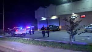 man shot killed by 2 men outside party store in detroit