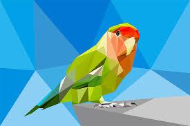 tutorial cara vector photoshop cara membuat triangulation vector di coreldraw desain sekarang