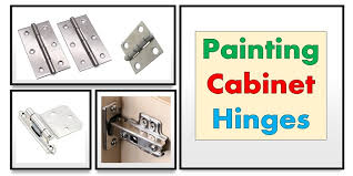 how to spray paint kitchen cabinet hinges how to clean and spray paint cabinet hinges in the kitchen