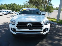 pre owned 2016 toyota tacoma sr5 double cab in jacksonville